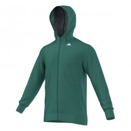 سوئیشرت مردانه آدیداس فول زیپ هودی نیت Adidas Full-Zip Hoodie Knit