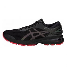 کتانی رانینگ اسیکس ژل کایانو Asics Gel Kayano 25 Black Red