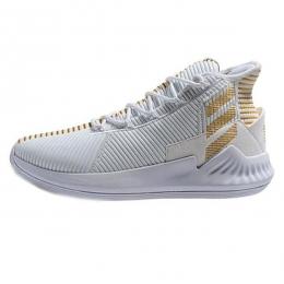 کفش بسکتبال آدیداس Adidas D Rose 9 White Gold
