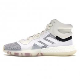 کفش بسکتبال آدیداس Adidas Marquee Boost White Grey