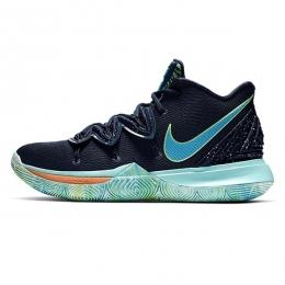 کفش بسکتبال نایک Nike Kyrie 5 UFO ObsidianLight Blue Green