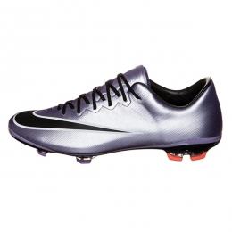 کفش فوتبال سایز کوچک نایک مرکوریال Nike Jr Mercurial Vapor X Fg 651620-580