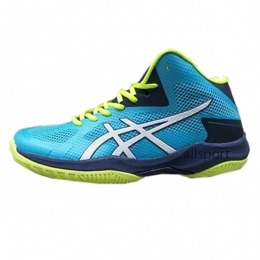 کفش والیبال اسیکس Asics Gel V-Swift FT Volly Blue Green