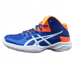 کفش والیبال اسیکس Asics Gel V-Swift FT Volly Blue Orange