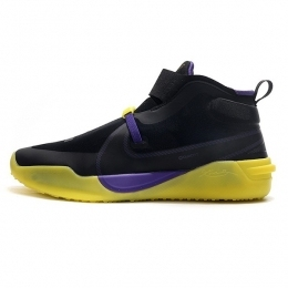 کفش بسکتبال مردانه نایک Nike Kobe Ad Nxt FF Black Purple Yellow For Sale