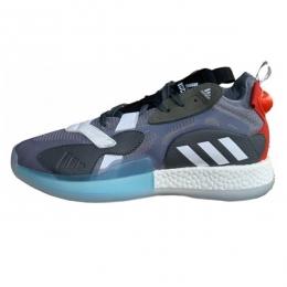 کفش بسکتبال مردانه آدیداس Adidas Zone Boost Blue