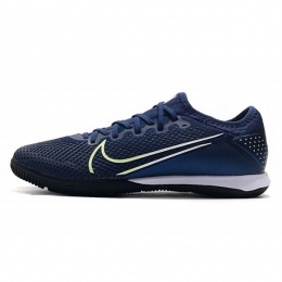 کفش فوتسال نایک مرکوریال طرخ اصلی آبی سفید Nike Mercurial Vapor XIII Blue White