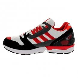 کتانی رانینگ مردانه آدیداس Adidas ZX 8000 Running White Red Black