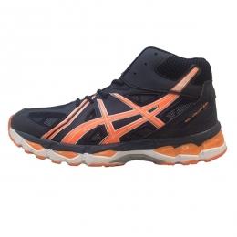کفش اسیکس طرح اصلی مشکی نارنجی Asics 2019