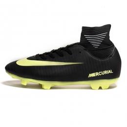 کفش فوتبال نایک مرکوریال ساقدار طرح اصلی مشکی Nike Mercurial 2019