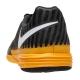 کفش فوتسال نایک لونار گتو Nike Lunargato II Black White Orange 580456-018