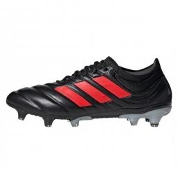 کفش فوتبال آدیداس کوپا طرح اصلی مشکی قرمز Adidas Copa 19.1 FG Black Red