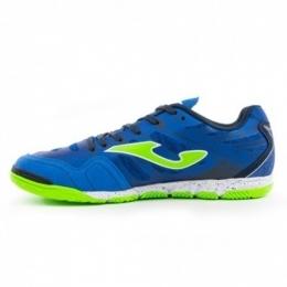 کفش فوتسال جوما Joma Super Regate 904 Blue Green White