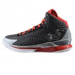 کفش بسکتبال آندر آرمور Under Armour Curry 1 Red Grey