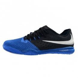 کفش فوتسال نایک طرح اصلی آبی مشکی Nike Hypervenom PhantomX III PRO Blue Black