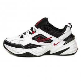 کتانی رانینگ مردانه نایک Nike M2K Tekno White Black Red