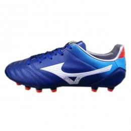 کفش فوتبال میزانو آبی سفید Mizuno Morelia FG Blue White