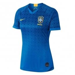 پیراهن زنانه دوم برزیل Brazil 2019-20 Women Away Soccer Jersey