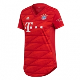 پیراهن زنانه اول بایرن مونیخ Bayern Munich 2019-20 Women Home Soccer Jersey