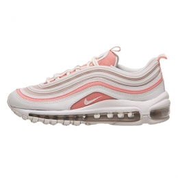 کتانی رانینگ زنانه نایک Nike Air Max 97 White Pink