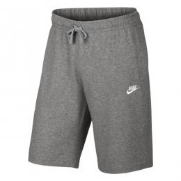 شورت ورزشی مردانه نایک Nike Jersey Shorts Gray 804419-063