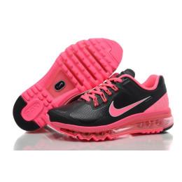 کتانی نایک ایر مکس زنانه Nike Air Max 2013 Women Black Pink