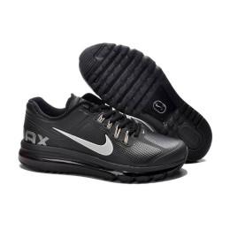 کتانی نایک ایر مکس مردانه Nike Air Max 2013 Black Grey