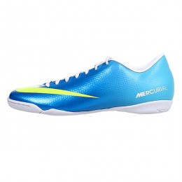 کفش فوتسال نایک مرکوریال ویکتوری 4 Nike Mercurial Victory IV IC Blue
