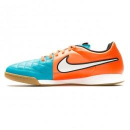 کفش فوتسال نایک تمپو جنیو Nike Tiempo Genio IC Blue