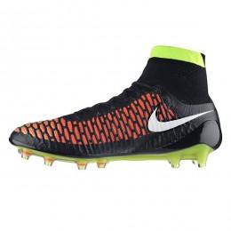 کفش فوتبال نایک مجیستا ابرا Nike Magista Obra FG Black Green