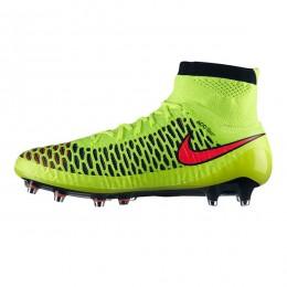 کفش فوتبال نایک مجیستا ابرا Nike Magista Obra FG Metallic Gold