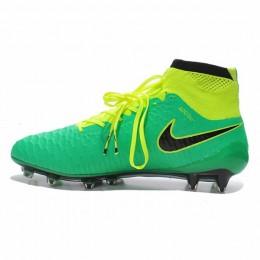 کفش فوتبال نایک مجیستا ابرا Nike Magista Obra FG Green