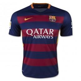 پیراهن اول بارسلونا Barcelona Home 2015-16 Soccer Jersey