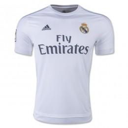 پیراهن اول رئال مادرید Real Madrid 2015-16 Home Soccer Jersey