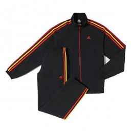 ست گرمکن و شلوار آدیداس اسنشالز3 استرایپس ترک سوئیت Adidas Essentials 3-Stripes Track Suit