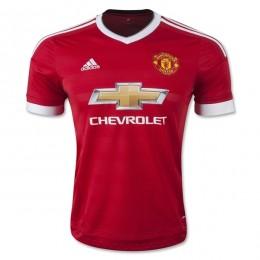 پیراهن اول منچستر یونایتد Manchester United 2015-16 Home Soccer Jersey