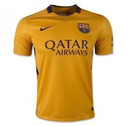 پیراهن دوم بارسلونا Barcelona 2015-16 Away Soccer Jersey