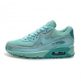 کتانی رانینگ زنانه نایک ایر مکس Nike Air Max 90 Prin Artisan Teal Womens