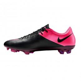 کفش فوتبال نایک مرکوریال ویپور 10 چرمی Nike Mercurial Vapor X Leather FG