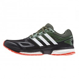کتانی رانینگ مردانه آدیداس ریسپانس بوست تکفیت Adidas Response Boost Techfit B40106