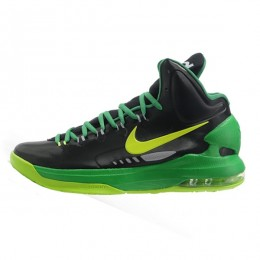کفش بسکتبال مردانه نایک کوین دورانت Nike Kevin Durant 5 Black Green