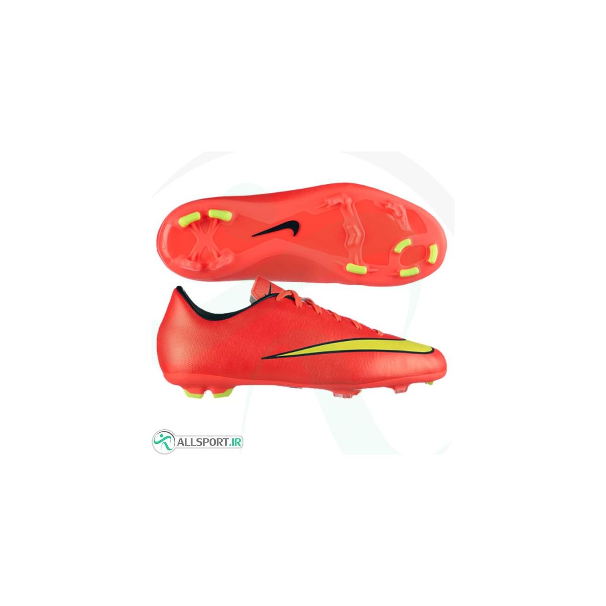 کفش فوتبال بچهگانه نایک مرکوریال ویکتوری 5 Nike Mercurial Victory ...کفش فوتبال بچهگانه نایک مرکوریال ویکتوری 5 Nike Mercurial Victory V FG