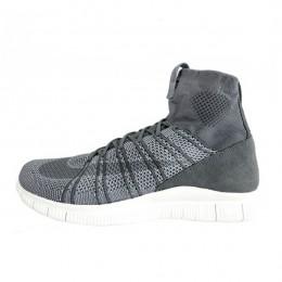 کتانی رانینگ مردانه نایک فری مرکوریال سوپر فلای Nike Free Mercurial Superfly Black Dark Grey