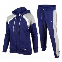 ست گرمکن و شلوار زنانه آدیداس Adidas Young Coot SUIT AB3980