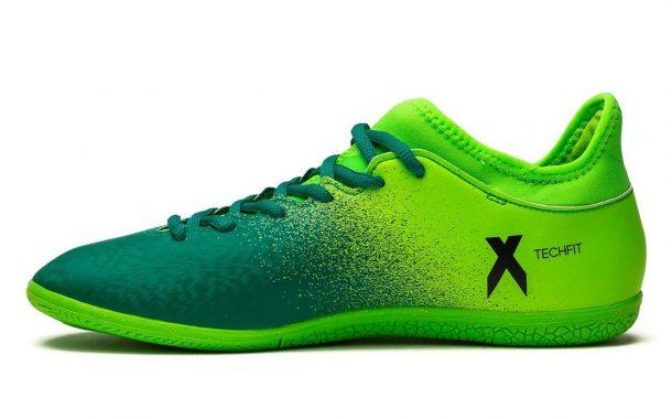 معرفی اجمالی کفش X 16.3  پک Turbocharge آدیداس