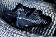 کفش منحصربفرد مشکی نقره ای Tiempo Legend VII نایک معرفی شد