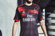 آدیداس و معرفی پیراهن سوم AC Milan