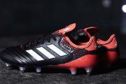 آدیداس و معرفی کفش Copa 18.1 قرمز