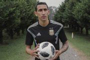 آدیداس و رونمایی از پیراهن جام جهانی آرژانتین
