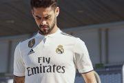 آدیداس و رونمایی از پیراهن ۱۸/۱۹ رئال مادرید